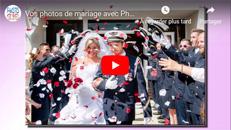 Photographe de mariage à Confolens